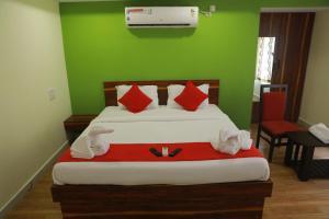Hotel Dnest, Hotel  Hyderabad - big - 39