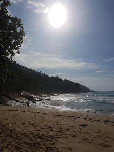Praia Vermelha Chales