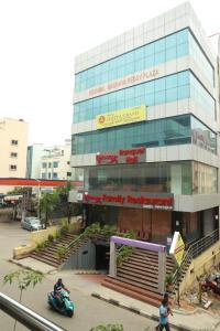 Hotel Dnest, Hotel  Hyderabad - big - 46
