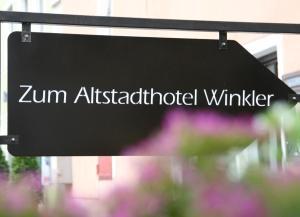 Altstadthotel Brauereigasthof Winkler - Großalfalterbach