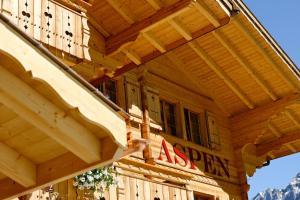 Aspen Alpine Lifestyle Hotel, Hotely  Grindelwald - big - 54