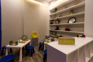 Q Suites Jeddah by EWA, Hotely  Džidda - big - 16