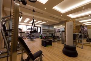 Q Suites Jeddah by EWA, Hotely  Džidda - big - 17