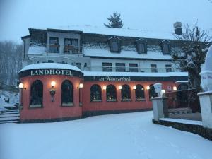 Landhotel am Wenzelbach - Fleringen