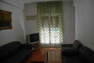 Urban apartment in Exarcheia