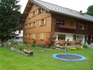 Accommodation in Schoppernau