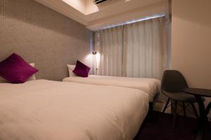 Grandi Nipponbashi Park Hotel, Apartments  Osaka - big - 82