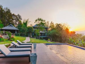 Baansaun Huansilp Resort - Mae Rim
