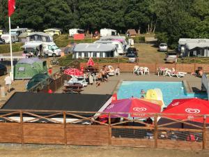 Hjørring Camping & Cottages, Campsites  Hjørring - big - 31