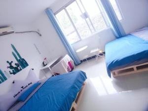 Yangshuo Show Biz Youth Hostel, Хостелы  Яншо - big - 5