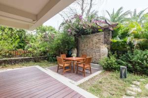 Sanya Yuelanwan Holiday Home, Prázdninové domy  San-ja - big - 19