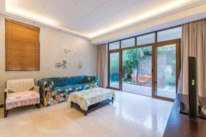 Sanya Yuelanwan Holiday Home, Prázdninové domy  San-ja - big - 25