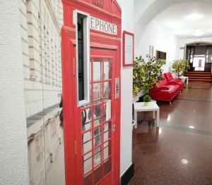Hotel Merkury Centrum, Отели  Свидница - big - 81