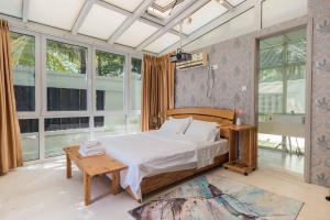 Sanya Yuelanwan Holiday Home, Holiday homes  Sanya - big - 10