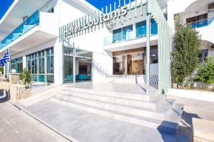 Hostales Baratos - Loutanis Hotel