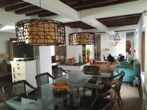 Villa Cornelius, Загородные дома  Лас-Эренсиас - big - 3