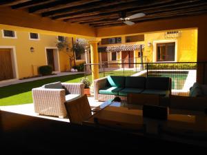 Villa Cornelius, Загородные дома  Лас-Эренсиас - big - 4