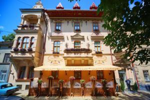Chopin Hotel - Lviv