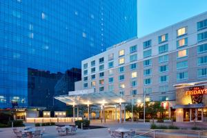Fairfield Inn Suites Indianapolis Downtown