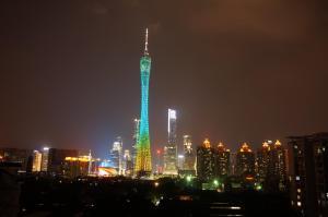 Insail Hotels Liying Plaza Guangzhou, Szállodák  Kuangcsou - big - 63