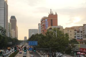 Insail Hotels Liying Plaza Guangzhou, Hotels  Guangzhou - big - 33