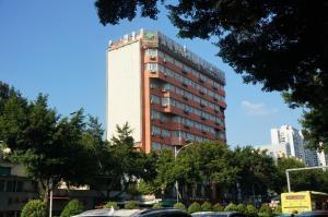 Insail Hotels Liying Plaza Guangzhou, Szállodák  Kuangcsou - big - 76