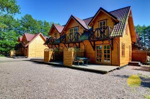 ANDILAND Komfortowe domki drewniane