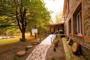 Wald Hotel Lagodekhi, Hotely  Lagodekhi - big - 72