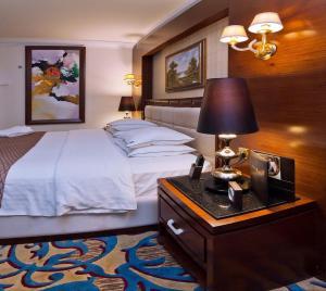 Casablanca Hotel Jeddah, Szállodák  Dzsidda - big - 117