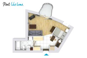 Rent like home Bukowińska 26b