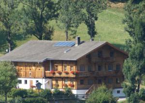"""Chata Ferienhaus """"Plankschneider"""" Matrei in Osttirol Rakousko"""