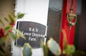 Ostelli e Alberghi - Lower Drayton Farm B&B