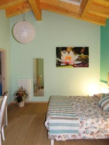 B&B La Casa di Rosa, Bed and Breakfasts  Vago - big - 32