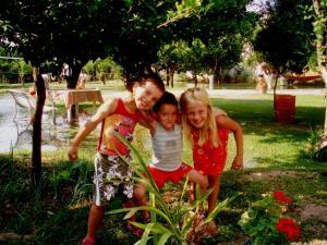 Le Jardin de Temeni Achaia Greece