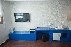 Residence Mumum Hotel, Szállodák  Puszan - big - 102