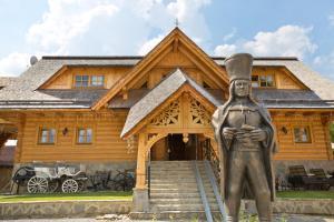 Pensiune Zbojnicky penzion Oravska Jasenica Slovacia