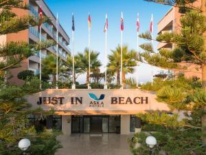 Aska Just In Beach - All Inclusive - Hotel - Avsallar