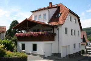 Ferienwohnung am Nibelungensteig - Bickenbach