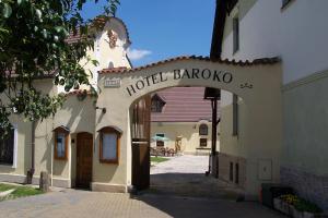 3 hvězdičkový hotel Hotel Baroko Praha Česko