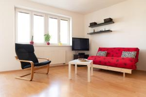 New Studio with Private Parking - Prague