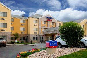 Fairfield Inn by Marriott Provo - Nephi