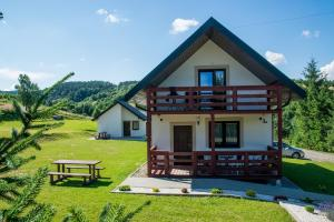 Domek na Horbie - Hotel - Bukowiec