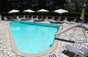 Ségala Plein Ciel, Hotels  Baraqueville - big - 67