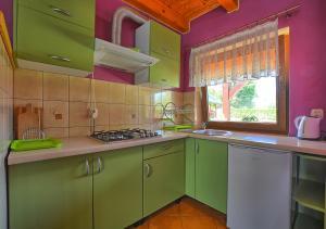 Całoroczne domki apartamentowe Pod lipą Izabela Konopelska