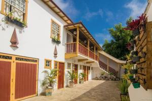 Pouso do Manu - Centro Histórico