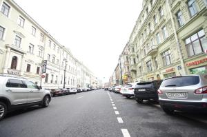 Sutkispb on Bolshaya Morskaya 33, Apartmány  Petrohrad - big - 38