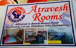 obrázek - ATRAVESH ROOM (Sweet Honey Hotel)