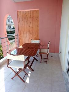 Rafina Port Paradise, Apartments  Rafina - big - 54