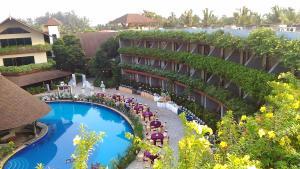 Uday Suites - The Airport Hotel, Отели  Тривандрум - big - 1
