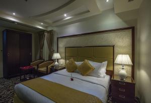 Rest Night Hotel Apartment, Апарт-отели  Эр-Рияд - big - 120